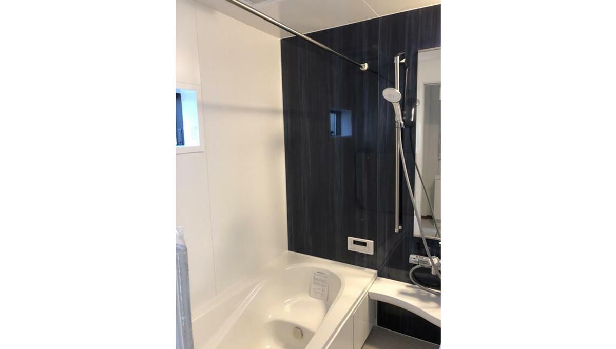 大田区中央5丁目新築戸建て(オオタク チュウオウ)のバスルーム