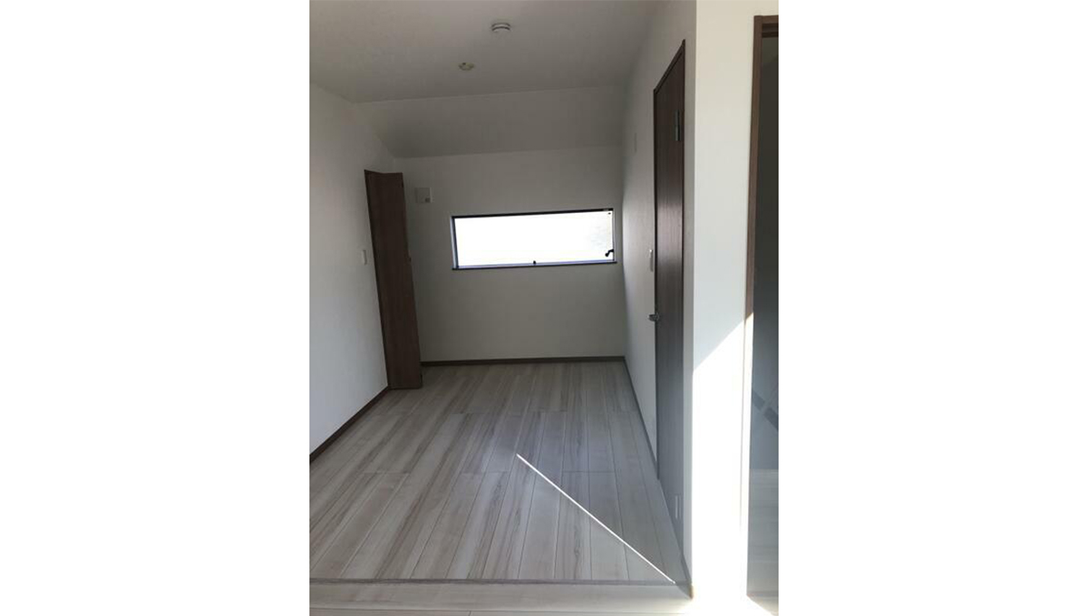 大田区中央5丁目新築戸建て(オオタク チュウオウ)のベッドルーム