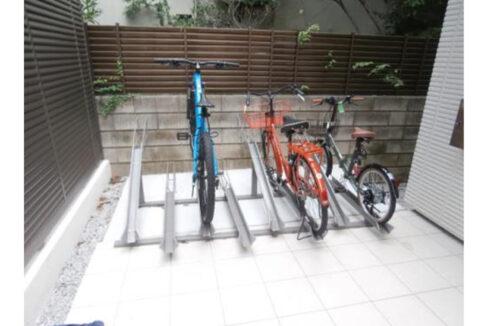 prear-jiyugaoka-bycycle-parking