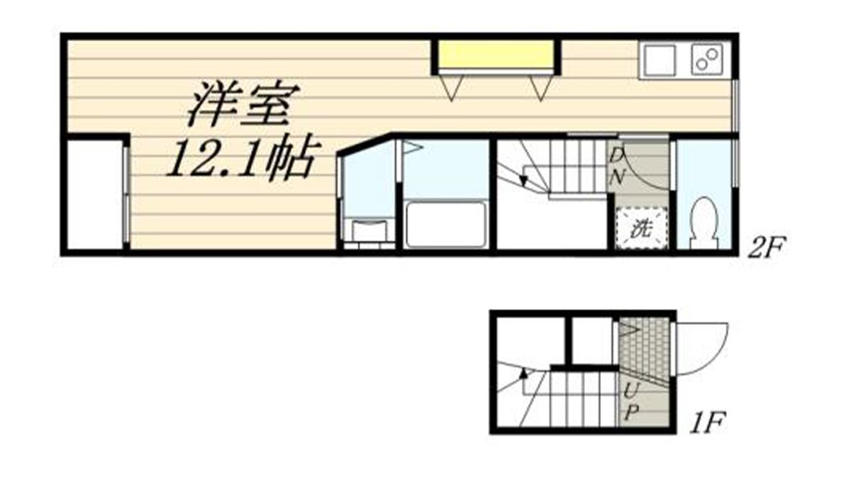 prear-jiyugaoka-floor-plan