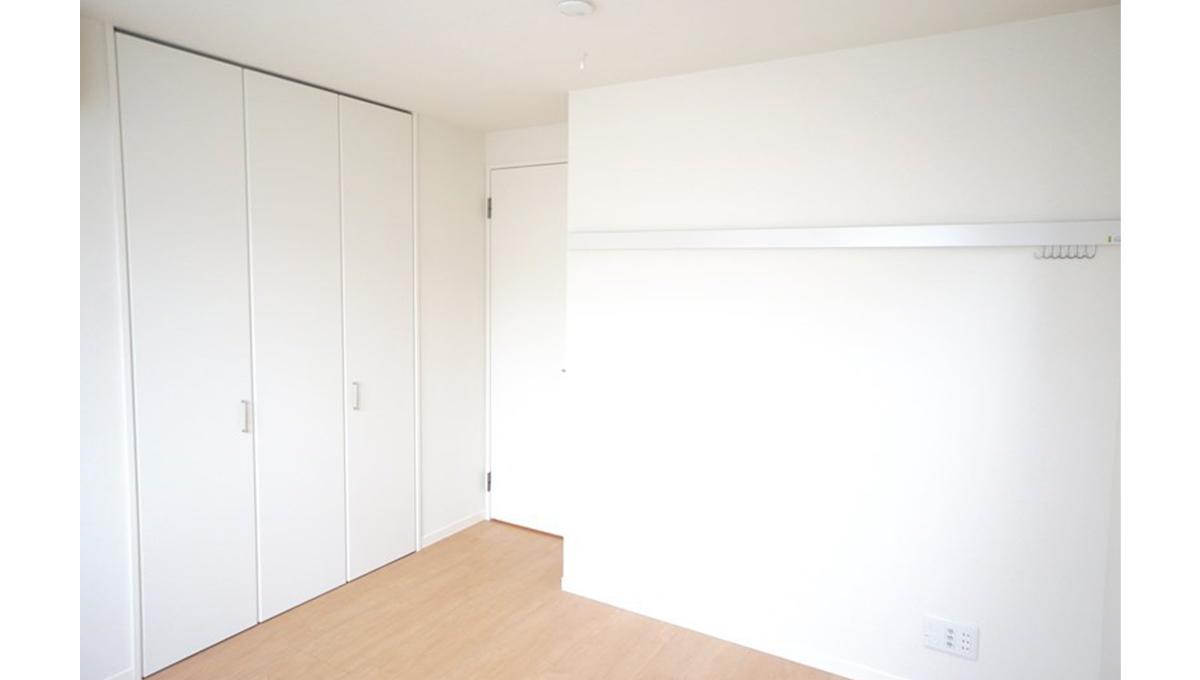 プレミール柿の木坂アネックス(カキノキザカ)のベッドルーム