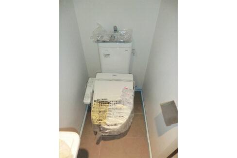 PROT西小山(プロト ニシコヤマ)のウォシュレット付トイレ