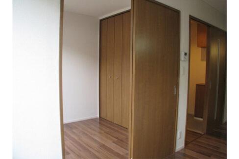 Raum77(ラウム)のベッドルーム