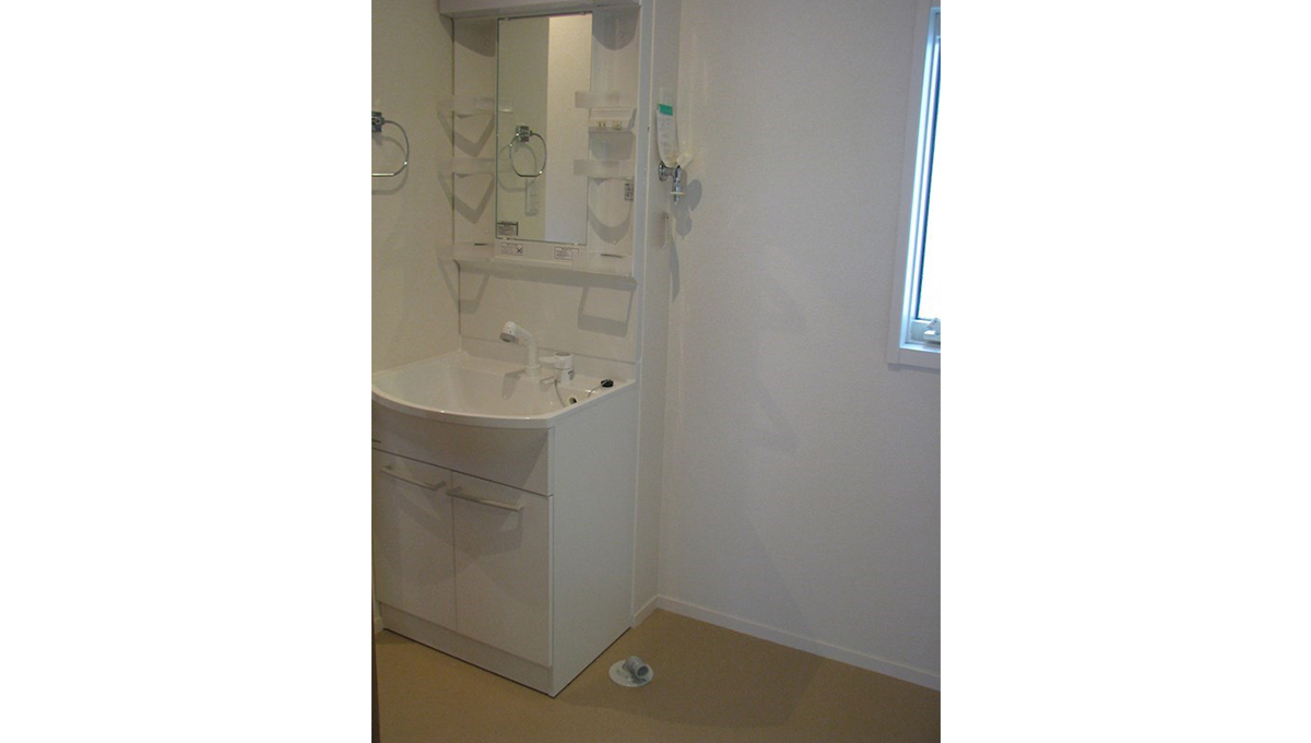 Raum77(ラウム)の独立洗面化粧台
