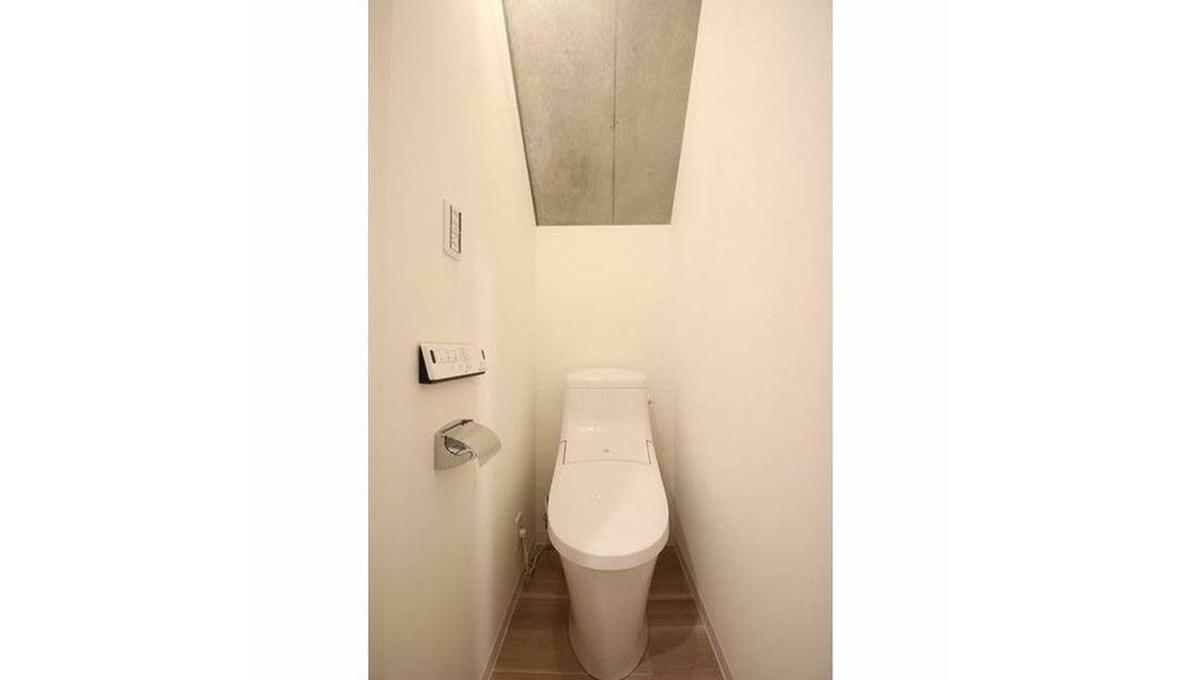 REGALO奥沢自由が丘(オクサワジユウガオカ)のウォシュレット付トイレ