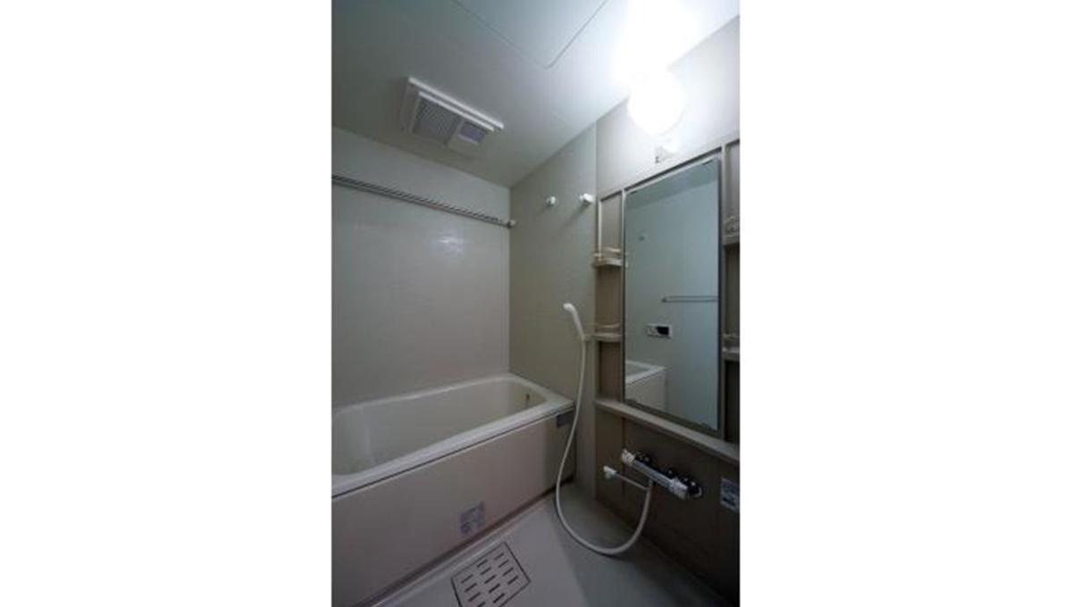 洗足第2マンション(センゾク)のバスルーム