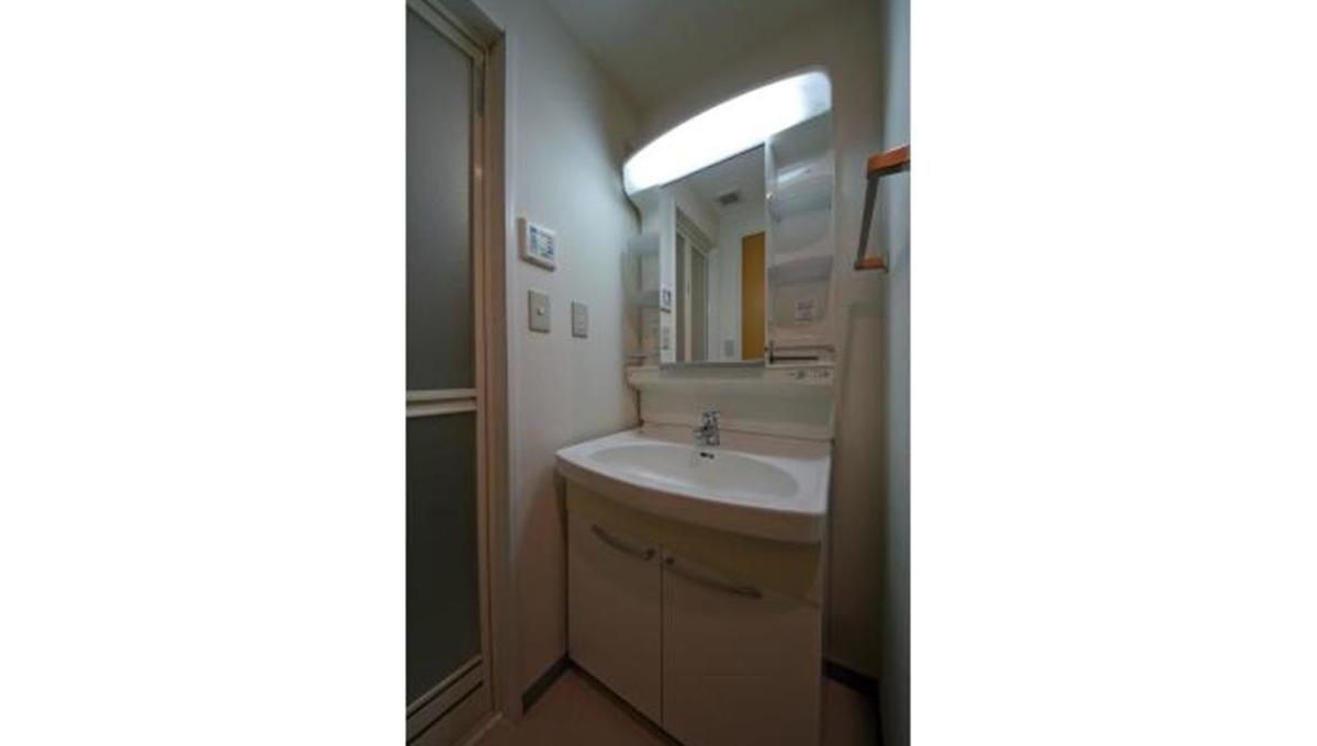 洗足第2マンション(センゾク)の独立洗面化粧台