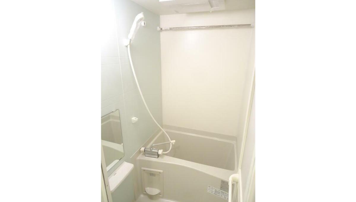 スマートVILLA旗の台弐番館(ビラ ハタノダイ ニバンカン)のバスルーム