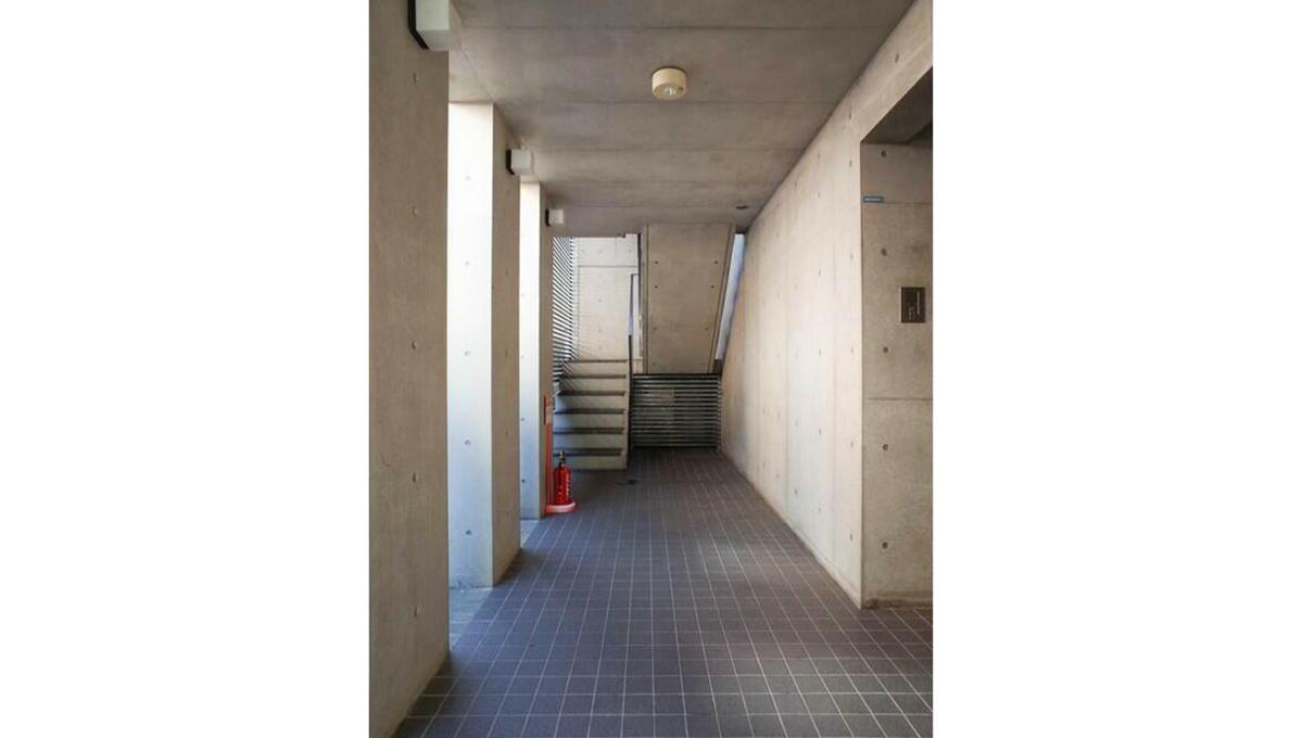 solevante(ソルレヴァンテ)の廊下