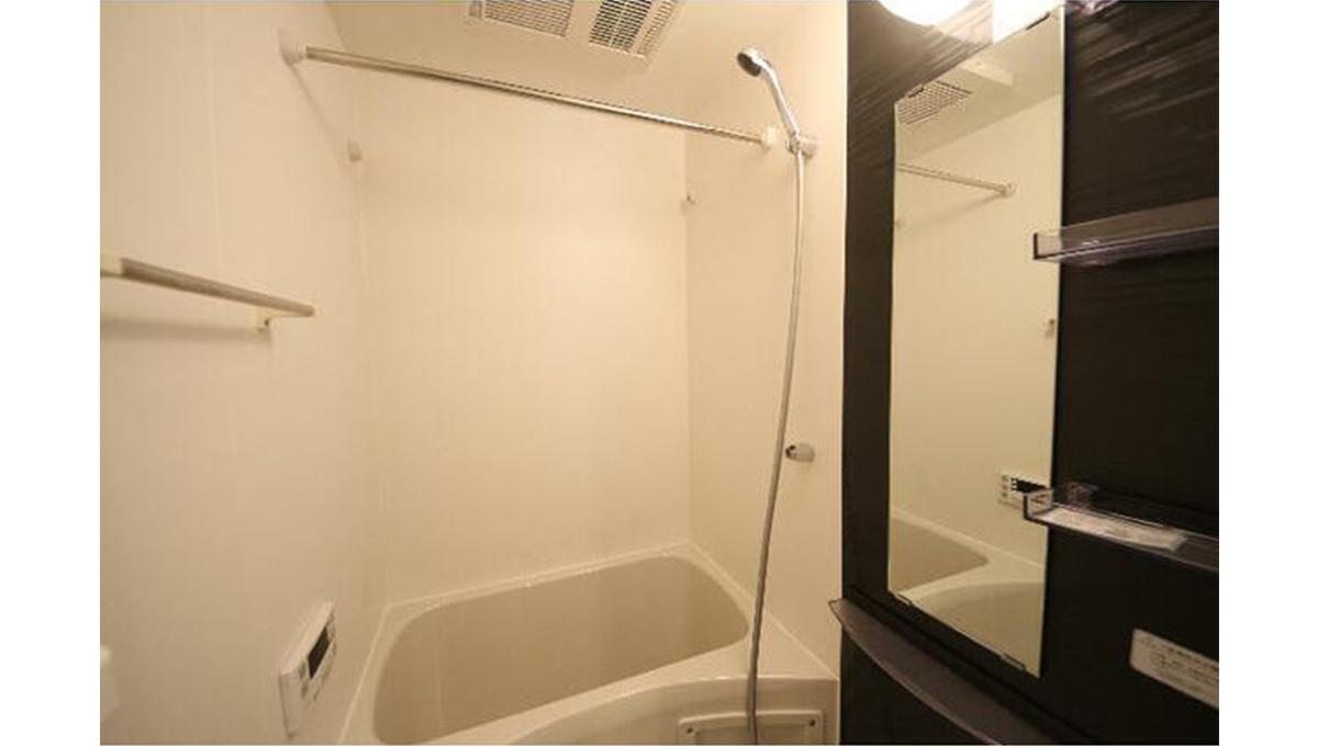 ウエストヒルズ西小山(ニシコヤマ)のバスルーム