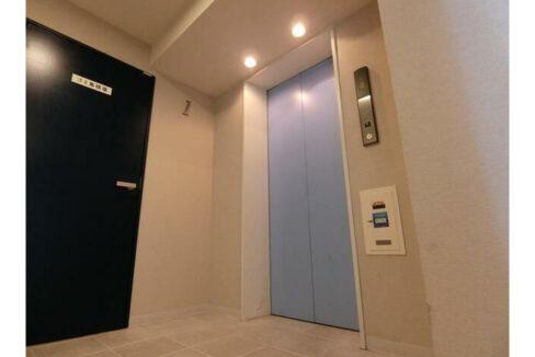 アーデン目黒不動前(メグロフドウマエ)のエレベーター