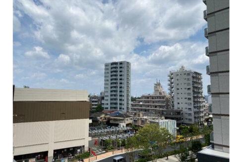 パークシティ武蔵小山ザ・タワー(ムサシコヤマ)の眺望