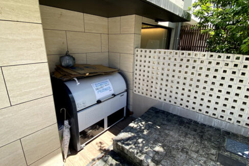 Coeur Blanc 大井町( クール ブラン オオイマチ )のトラッシュボックス