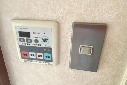 シンシア 学芸大学(ガクゲイダイガク)の浴室乾燥機