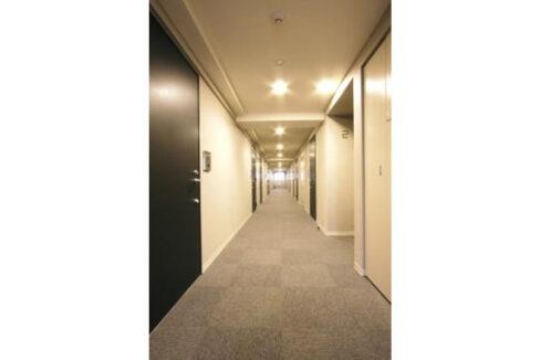 エスティメゾン 戸越( トゴシ )の内廊下
