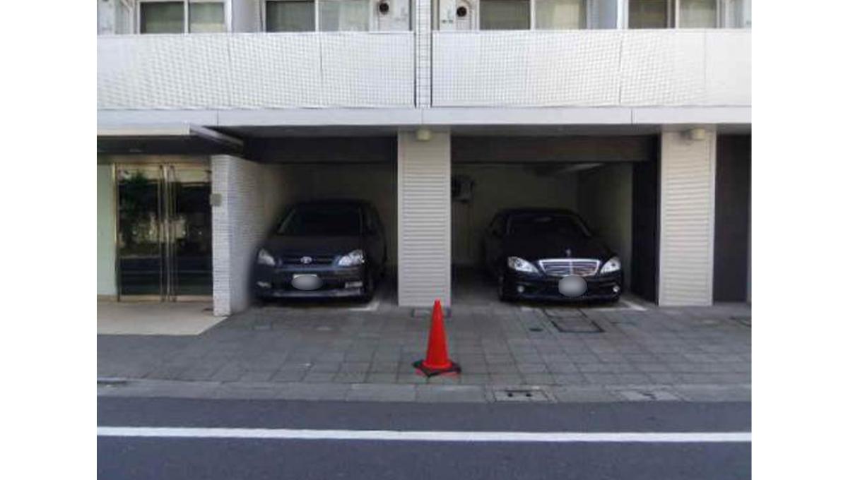 HF武蔵小山レジデンス(エイチエフ ムサシコヤマ レジデンス)の駐車場