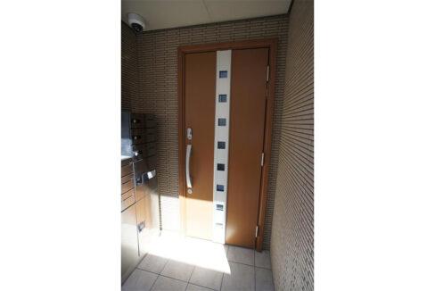 マグノリア 自由が丘( ジユウガオカ )の玄関ドア