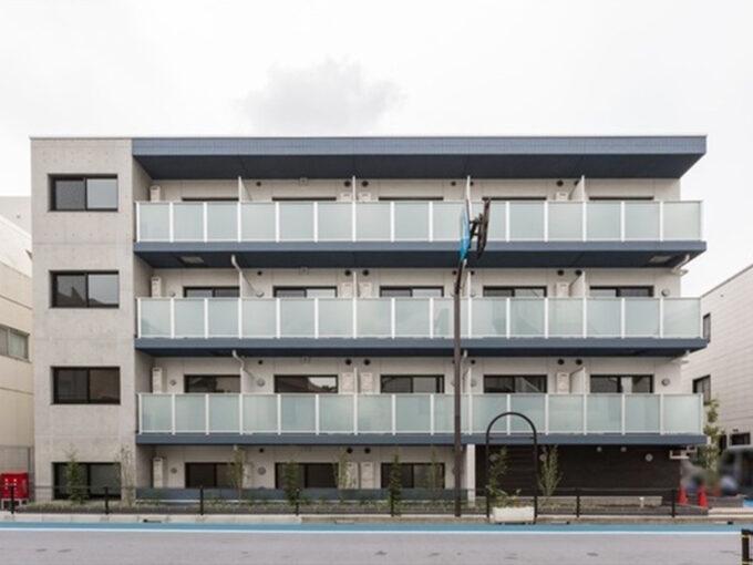NTPRレジデンス大井町(シナガワオオイマチ)の外観