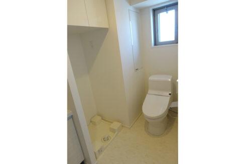 パークアクシス 学芸大学 レジデンス(ガクゲイダイガク)のウォシュレット付トイレ