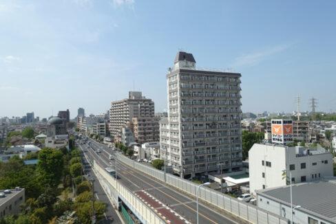パークアクシス 学芸大学 レジデンス(ガクゲイダイガク)の眺望