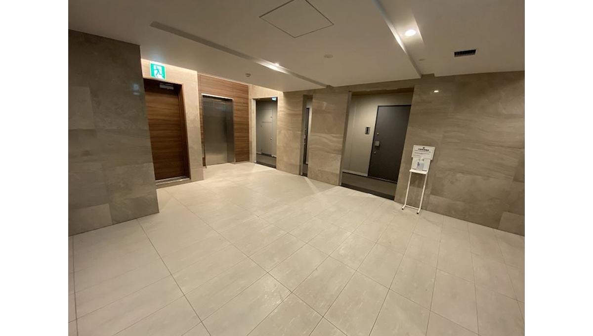 residia-toritsudai-entrance-hall