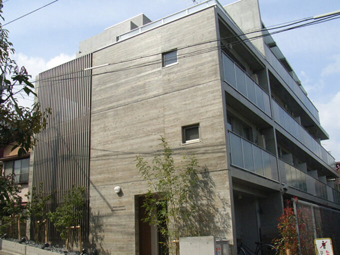 SPEC HOUSE 白金台(スペック ハウス シロカネダイ)の外観