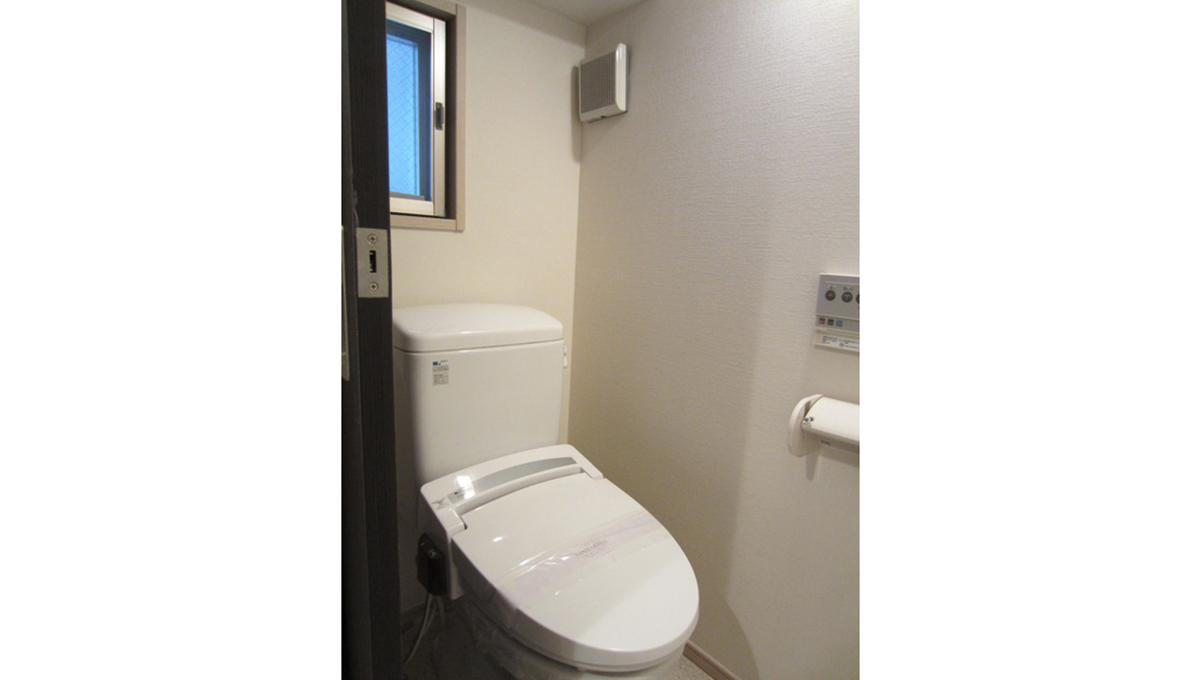 Studio T( スタジオ ティー )のウォシュレット付トイレ