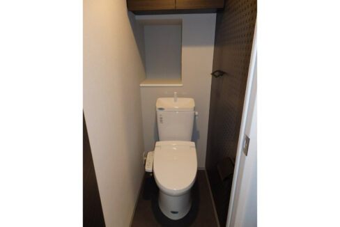 ZOOM 目黒不動前(ズーム メグロ フドウマエ)のウォシュレット付トイレ