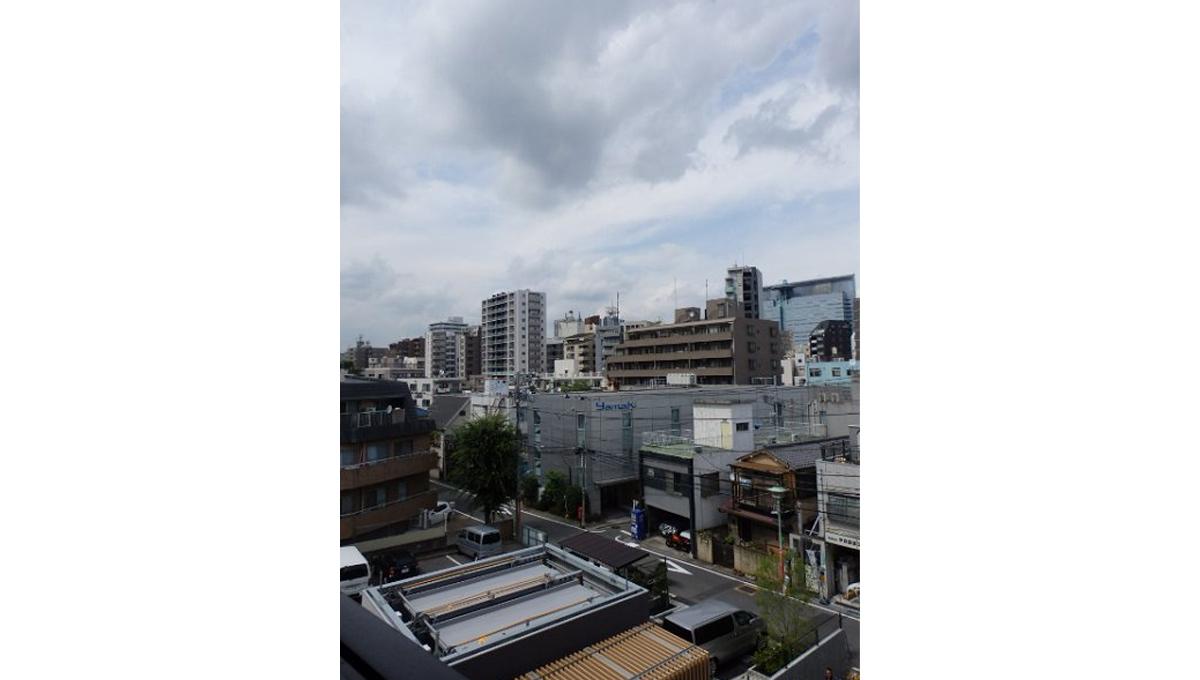 ZOOM 目黒不動前(ズーム メグロ フドウマエ)の眺望