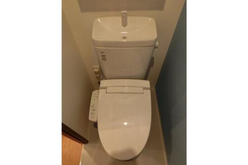 ZOOM戸越銀座(ズーム トゴシギンザ)のウォシュレット付トイレ