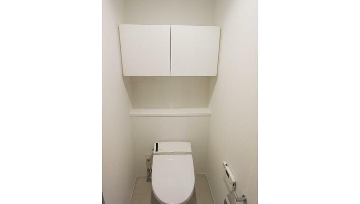 アーデン 五反田( ゴタンダ )のウォシュレット付トイレ
