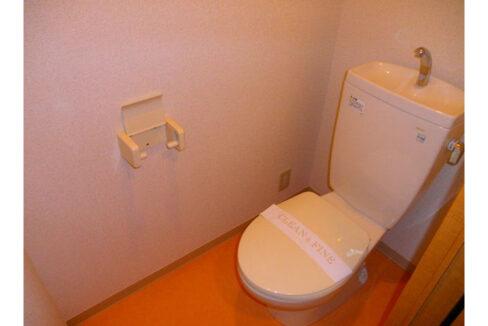 カナル マルテのトイレ