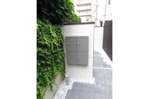 CASA TOKIWA( カーサ トキワ )のメールボックス