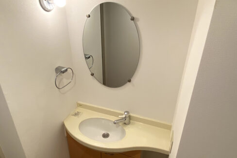 シンシア 学芸大学(ガクゲイダイガク)の独立洗面化粧台