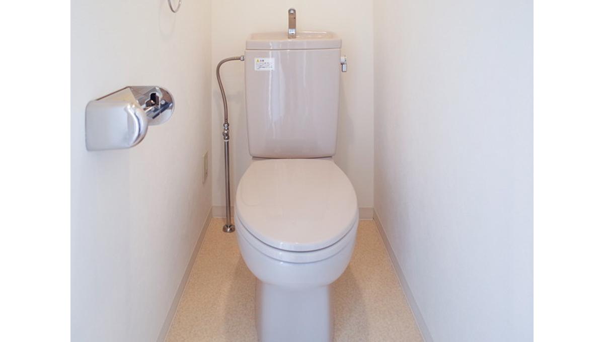 field( フィールド )のトイレ