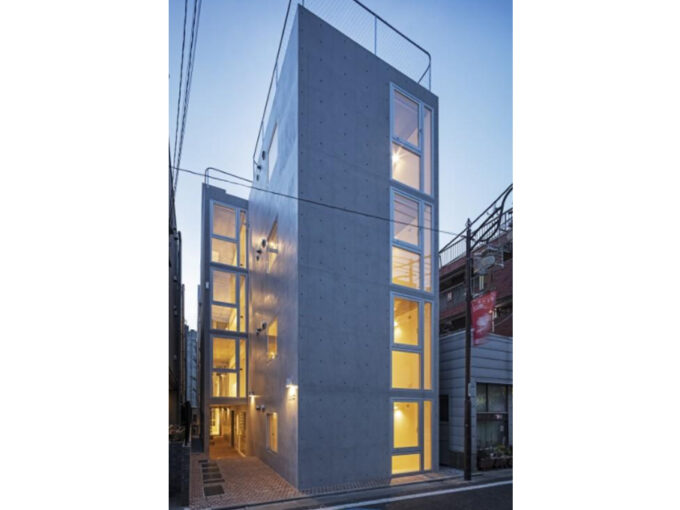 Ookayama Apartment( オオカヤマ アパートメント)の外観