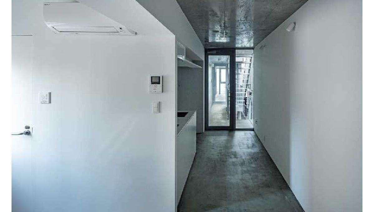 Ookayama Apartment( オオカヤマ アパートメント)のダイニング・キッチン