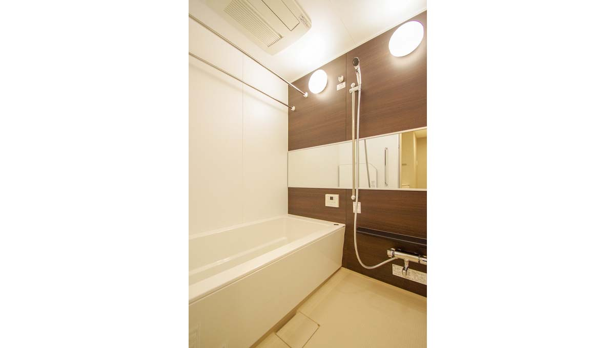 大崎 ガーデンレジデンス( オオサキ )のバスルーム