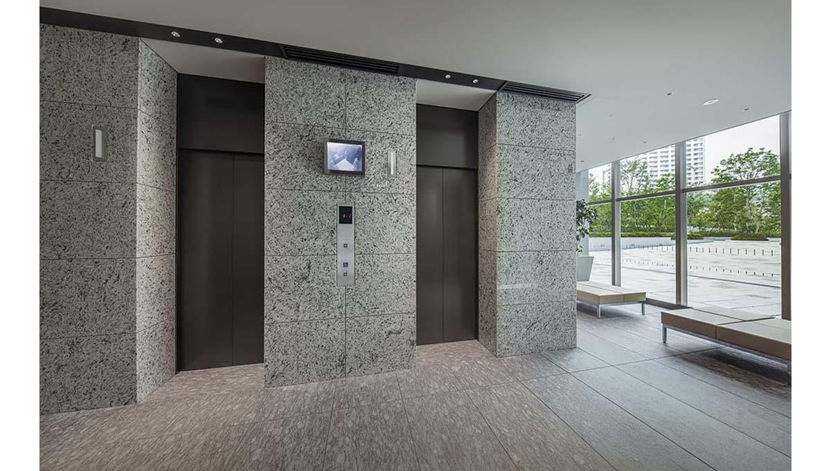大崎 ガーデンレジデンス( オオサキ )のエレベーターホール