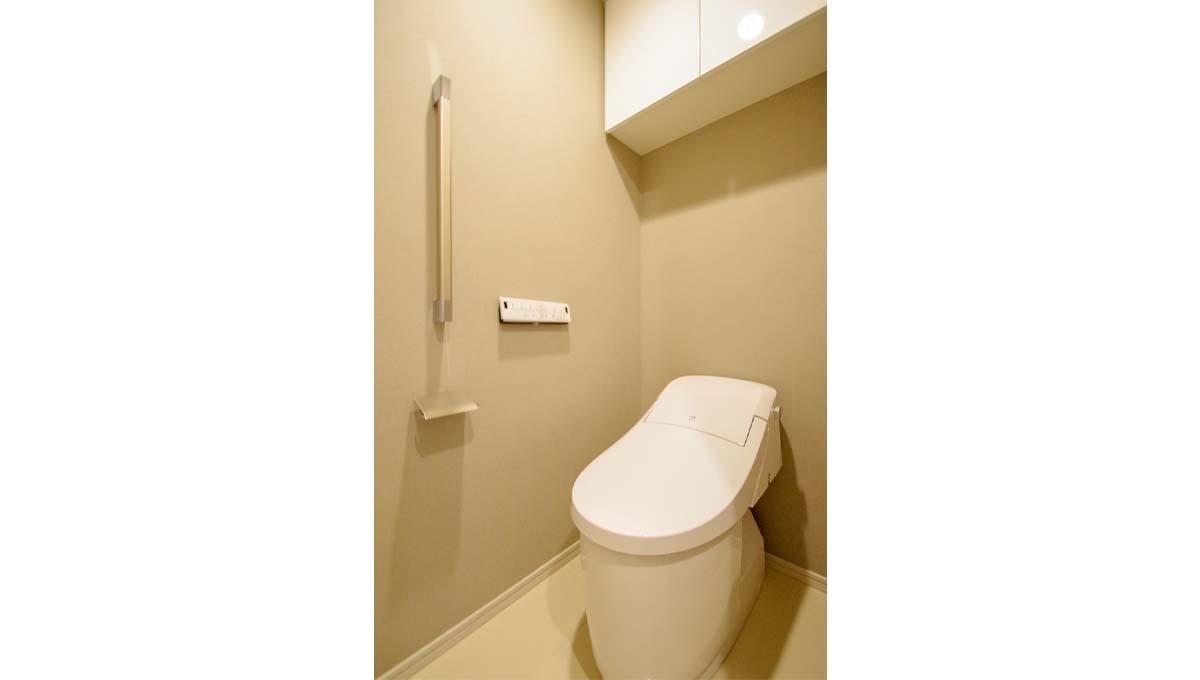 大崎 ガーデンレジデンス( オオサキ )のウォシュレット付トイレ