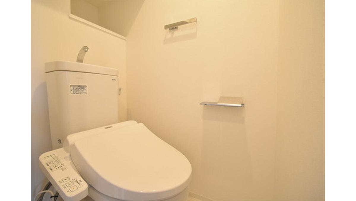 プライマル 品川西大井(シナガワ ニシオオイ)のウォシュレット付トイレ