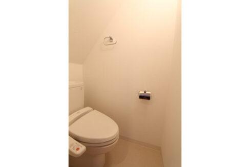 プライムアーバン 学芸大学 パークフロント( ガクゲイダイガク )のウォシュレット付トイレ