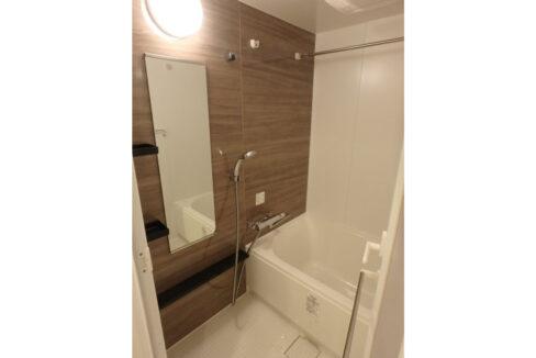 プラウドフラット 戸越銀座(トゴシギンザ)のバスルーム