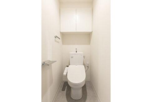 ユニコーンバリー等々力( トドロキ )のウォシュレット付トイレ