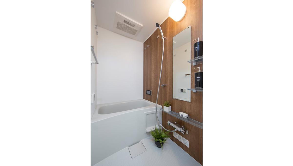 アーバネックス 戸越( トゴシ )のバスルーム