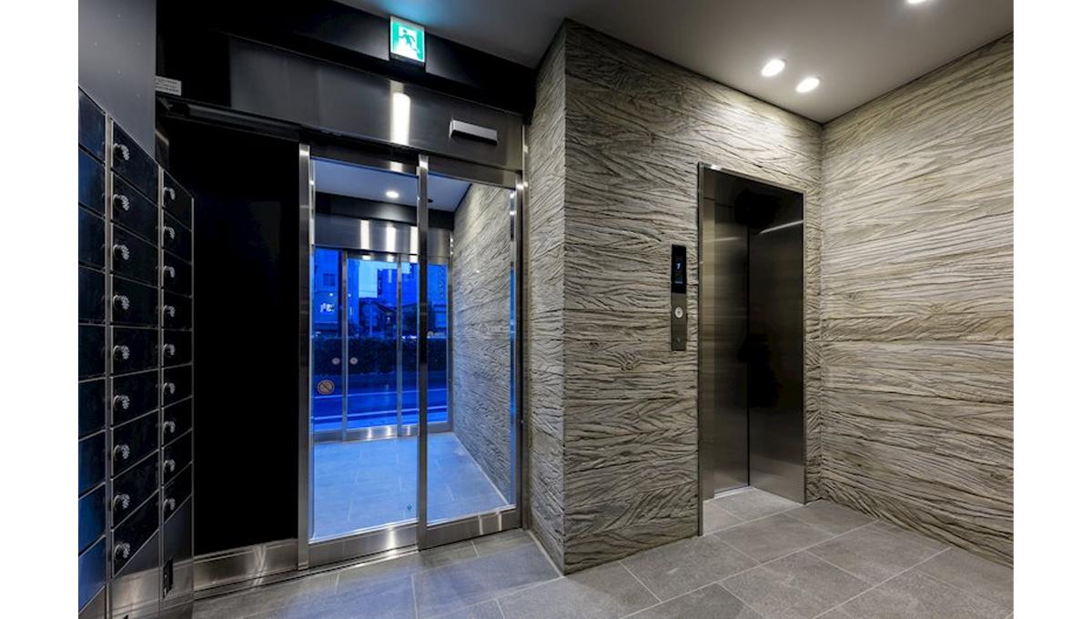アーバネックス 戸越( トゴシ )のエレベーター