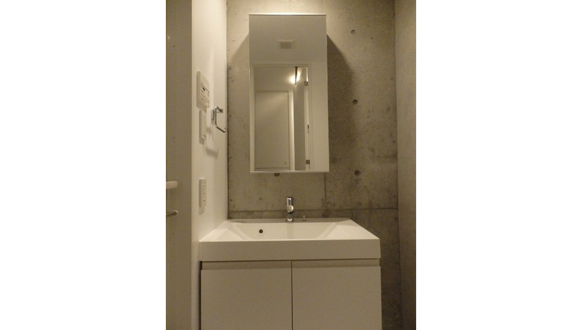ZOOM 目黒(ズーム メグロ )の独立洗面化粧台