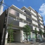 カスタリア 戸越駅前(トゴシエキマエ )の外観