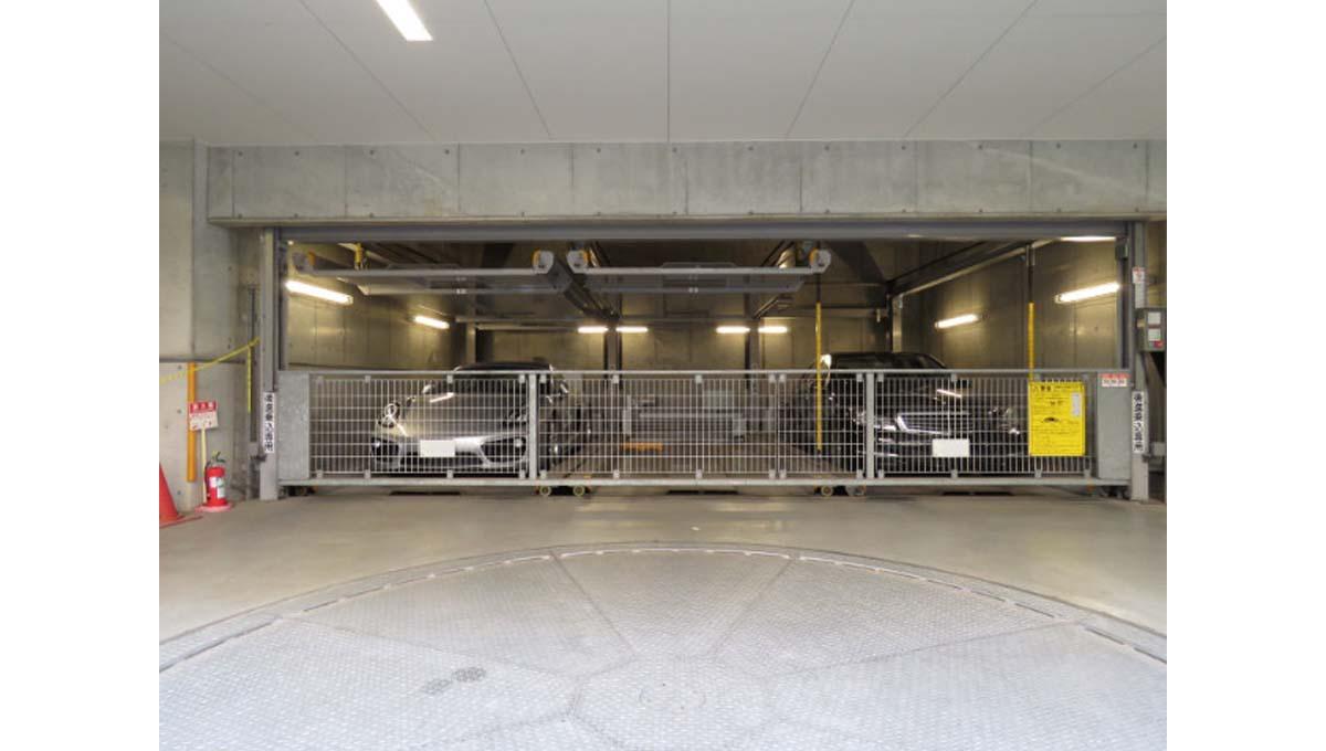 カスタリア 戸越駅前(トゴシエキマエ )の駐車場