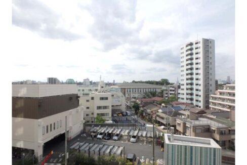 シティタワー武蔵小山レジデンス棟(ムサシコヤマ)の眺望